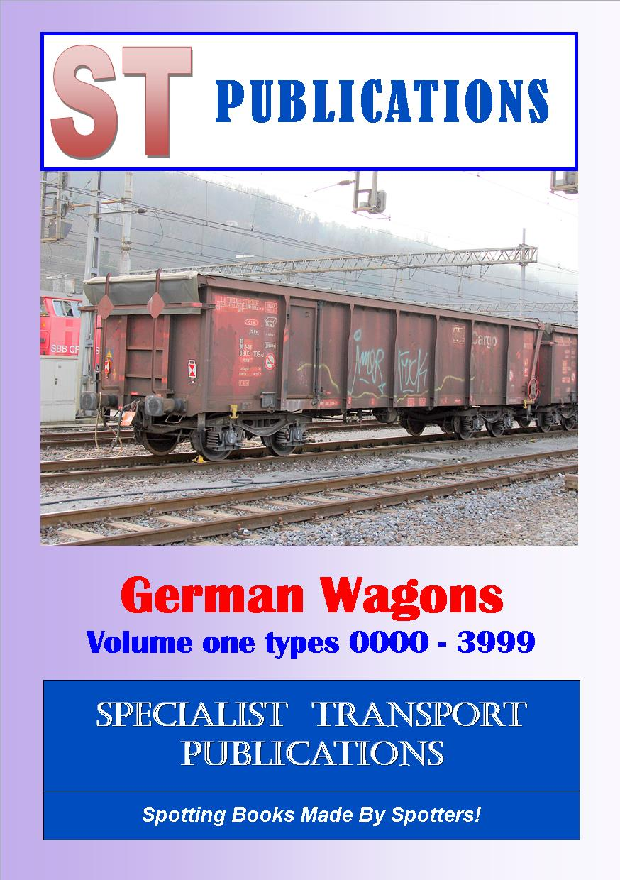Cover of FW01 - Germany Type 0xxx & 2xxx �- 2011
