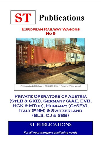 Specialist Transport Publications - FW09 - Private Operators