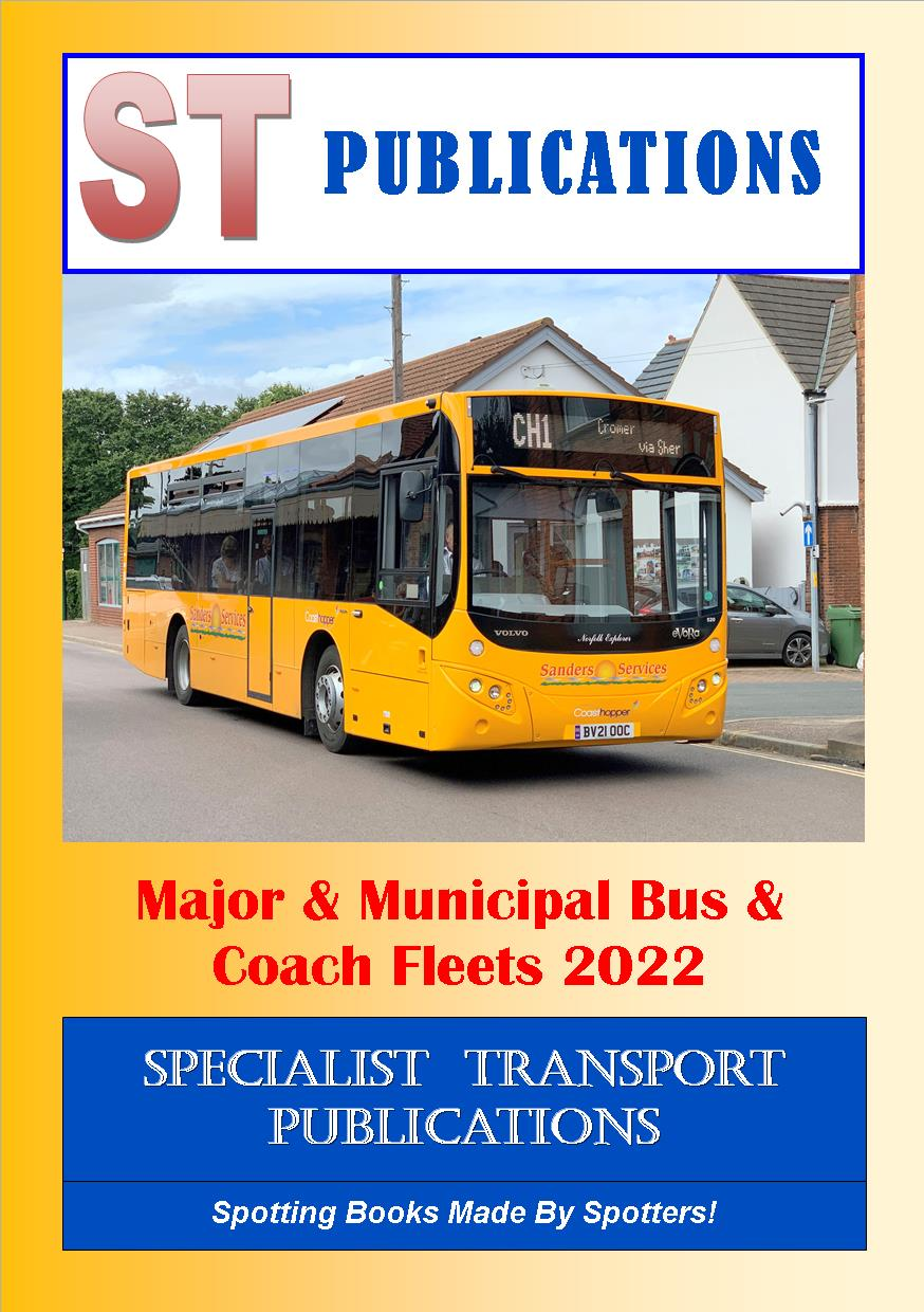 Cover of Major and Municipal Fleets 2018